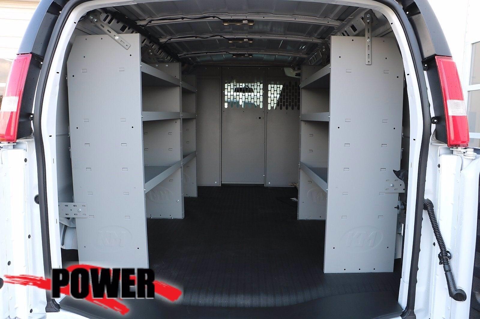 2021 Chevrolet Express 2500 4x2, Knapheide Upfitted Cargo Van #24270 - photo 1