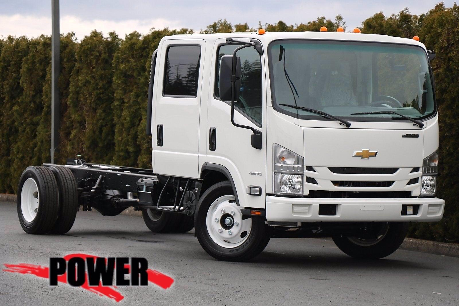 2021 Chevrolet LCF 4500 4x2, Cab Chassis #24303 - photo 1