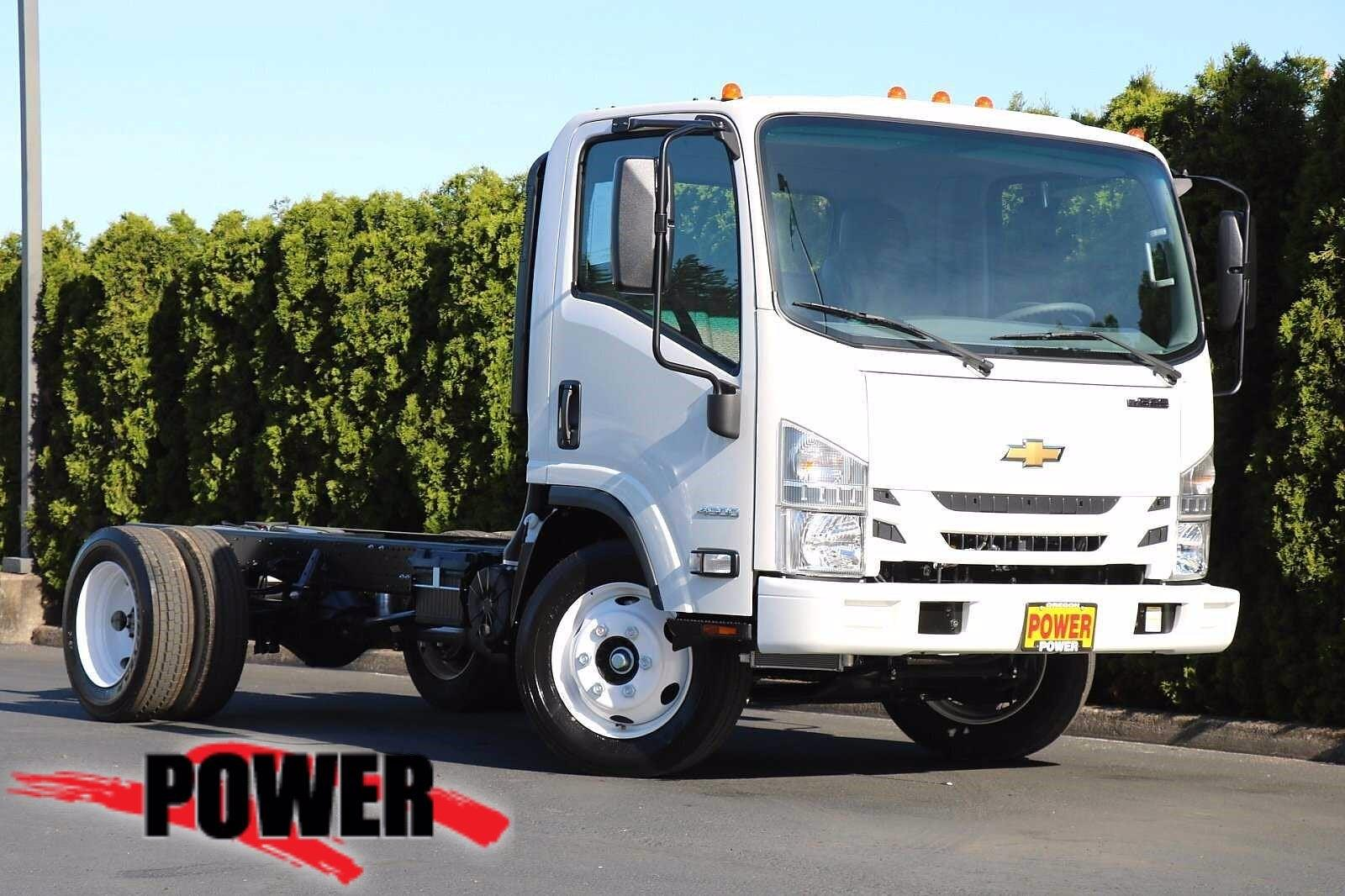 2021 Chevrolet LCF 4500 4x2, Cab Chassis #24375 - photo 1