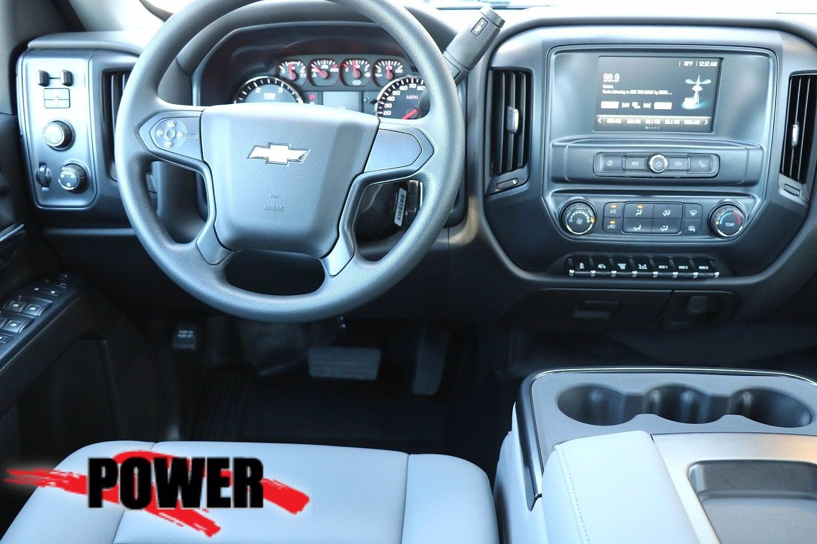 2021 Chevrolet Silverado 5500 Crew Cab DRW 4x4, Scelzi SEC Contractor Body #24382 - photo 12