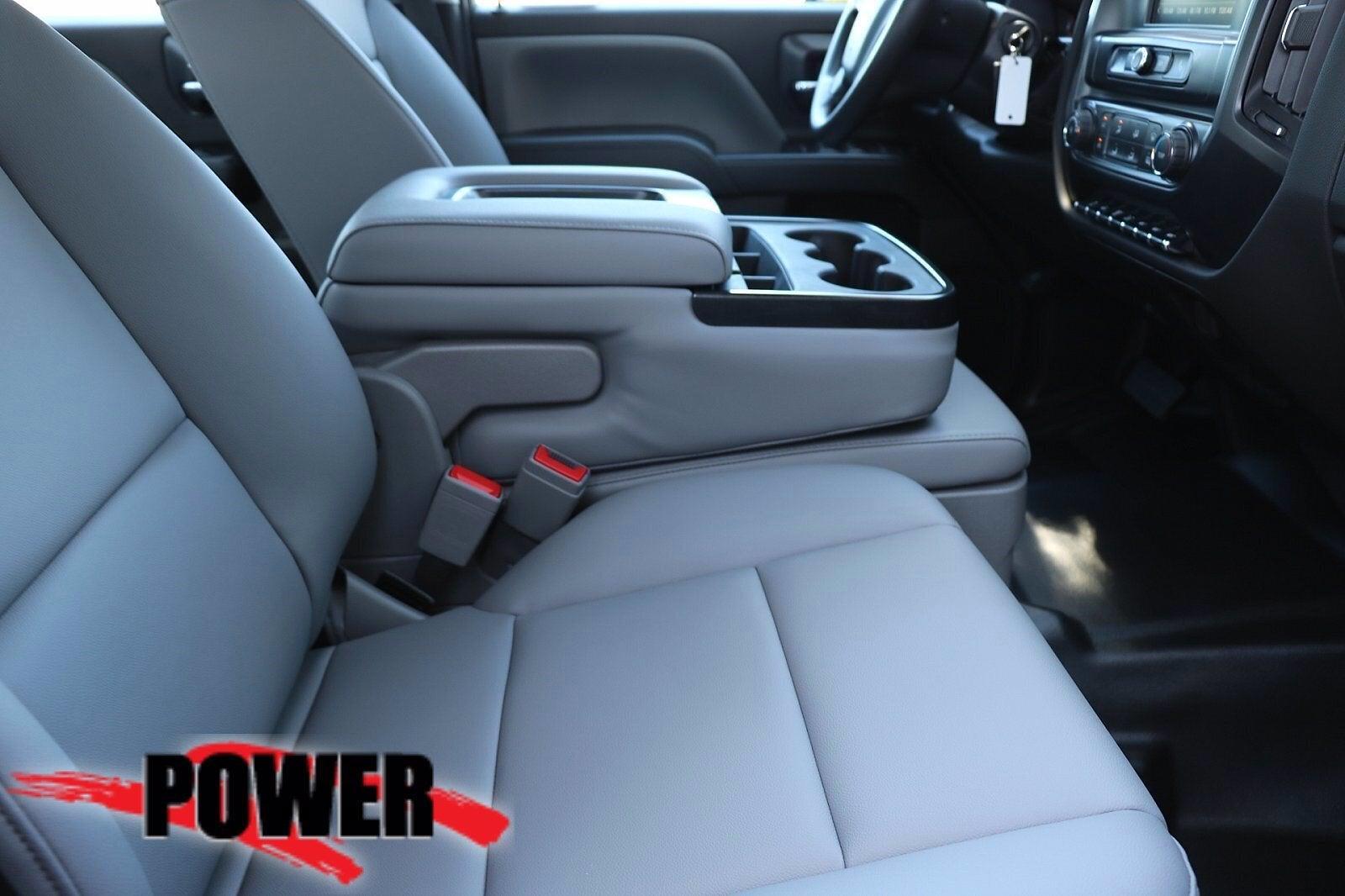 2021 Chevrolet Silverado 5500 Crew Cab DRW 4x4, Scelzi SEC Contractor Body #24382 - photo 14