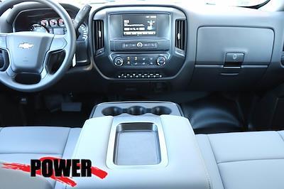 2021 Chevrolet Silverado 5500 Crew Cab DRW 4x4, Scelzi SEC Contractor Body #24382 - photo 11