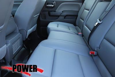 2021 Chevrolet Silverado 5500 Crew Cab DRW 4x4, Scelzi SEC Contractor Body #24382 - photo 13