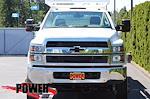 2021 Chevrolet Silverado 5500 Crew Cab DRW 4x4, Scelzi SEC Contractor Body #24382 - photo 3