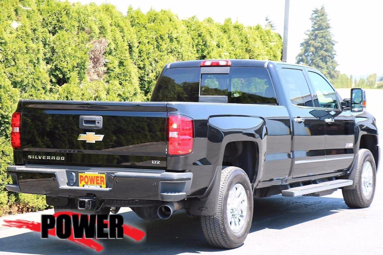2019 Chevrolet Silverado 3500 Crew Cab 4x4, Pickup #24422A - photo 1