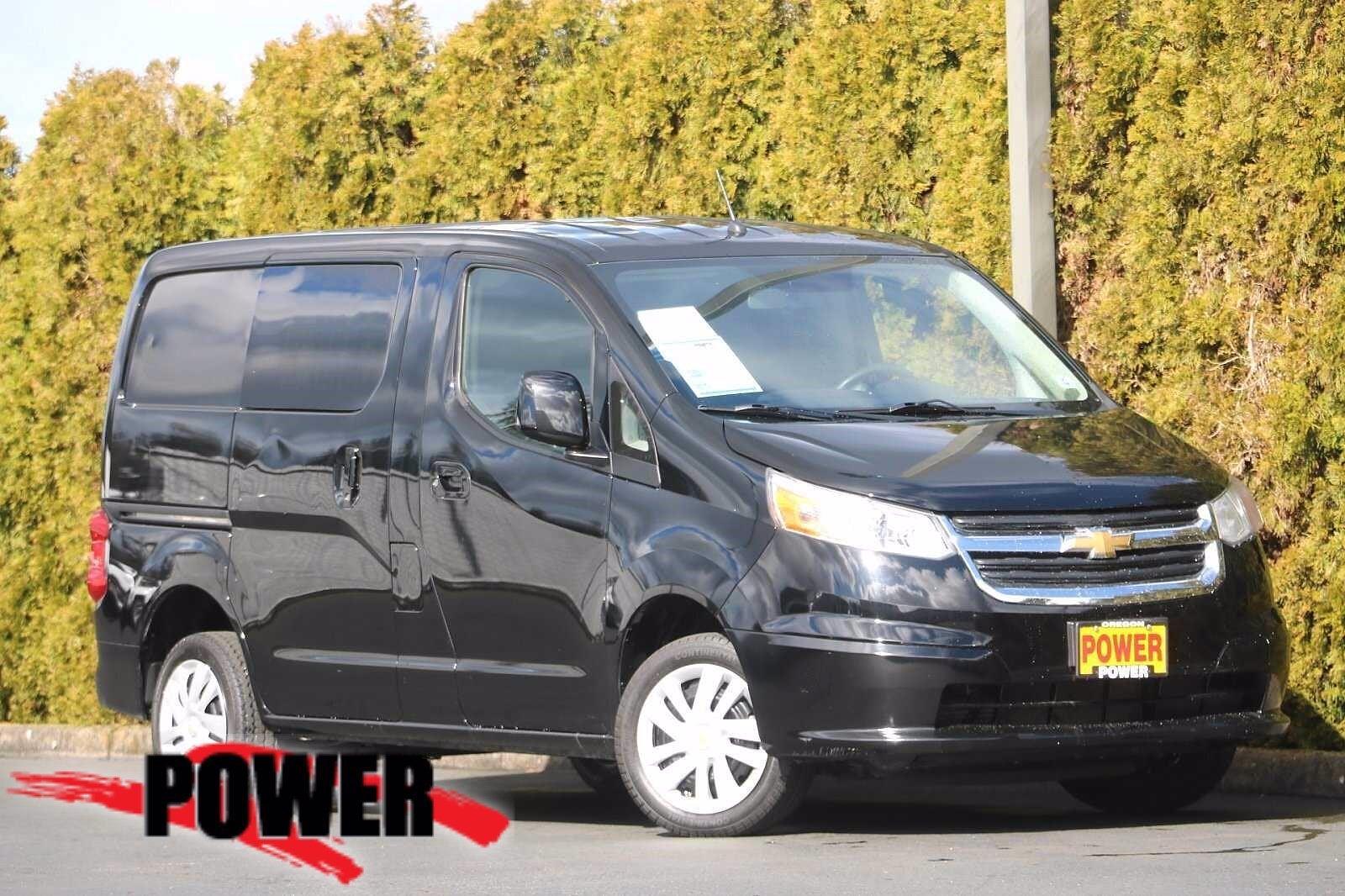 2017 Chevrolet City Express FWD, Empty Cargo Van #D01004 - photo 1