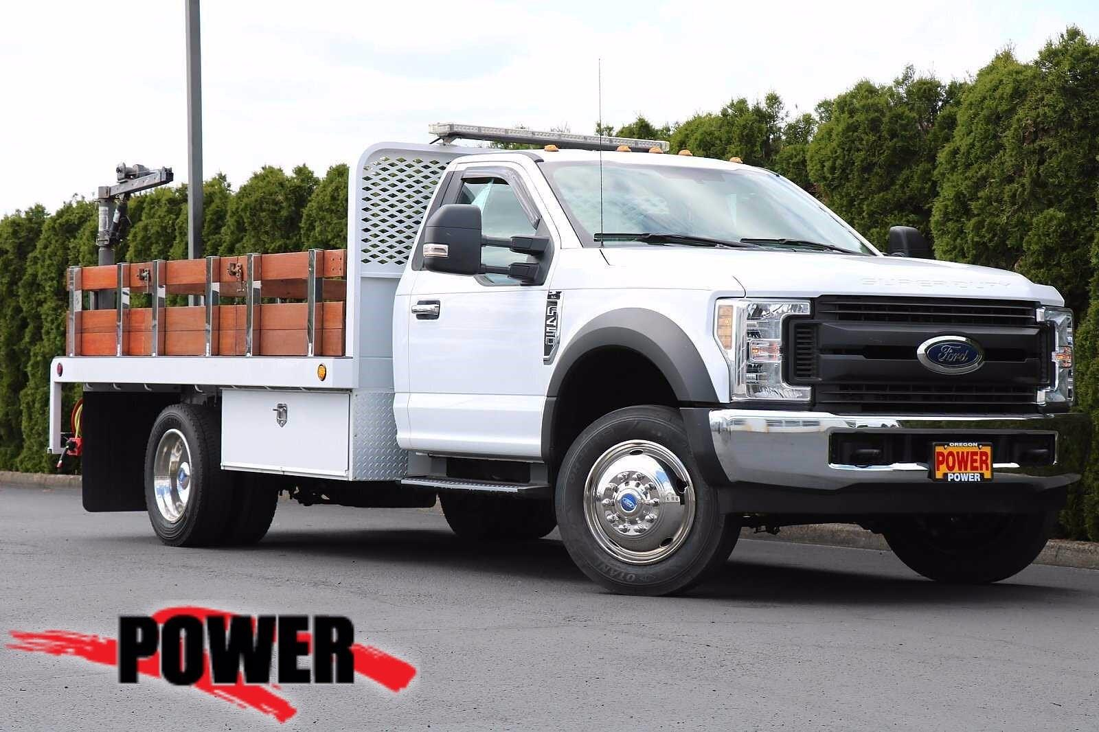 2019 Ford F-450 Regular Cab DRW 4x2, Other/Specialty #P28953 - photo 1