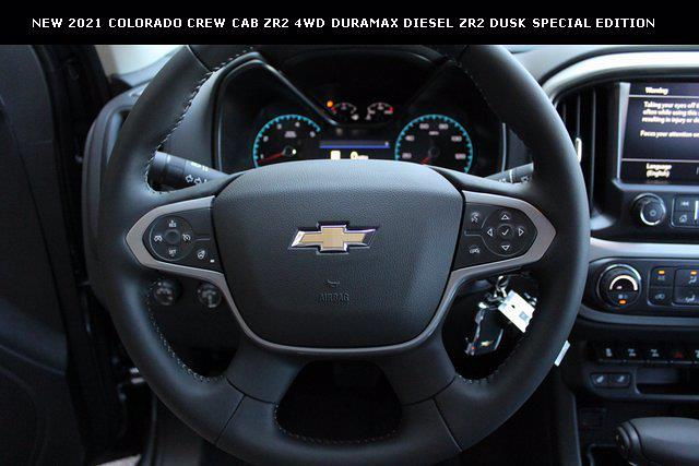 2021 Chevrolet Colorado Crew Cab 4x4, Pickup #50151 - photo 17