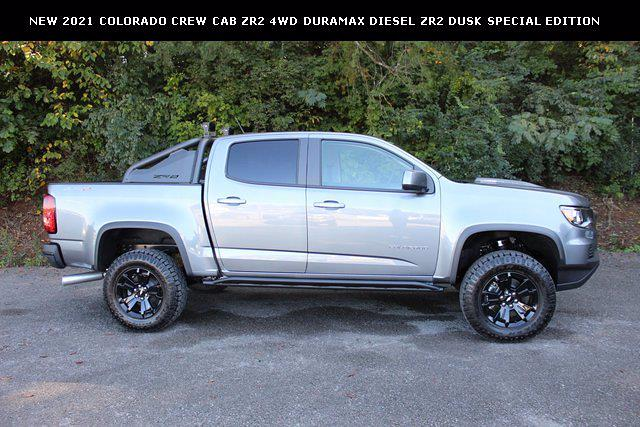 2021 Chevrolet Colorado Crew Cab 4x4, Pickup #50151 - photo 3