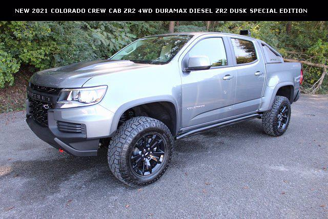 2021 Chevrolet Colorado Crew Cab 4x4, Pickup #50151 - photo 5
