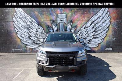 2021 Chevrolet Colorado Crew Cab 4x4, Pickup #50151 - photo 4