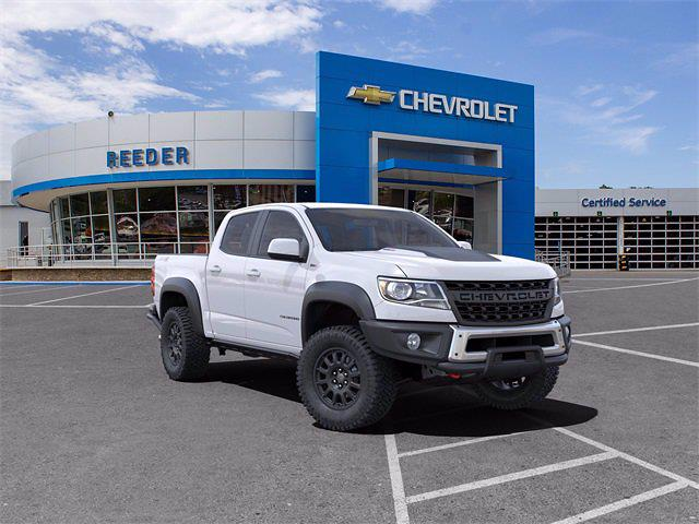 2021 Chevrolet Colorado Crew Cab 4x4, Pickup #50431 - photo 33