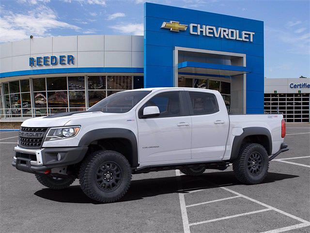 2021 Chevrolet Colorado Crew Cab 4x4, Pickup #50431 - photo 34