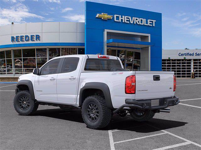 2021 Chevrolet Colorado Crew Cab 4x4, Pickup #50431 - photo 35