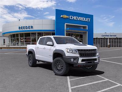 2021 Chevrolet Colorado Crew Cab 4x4, Pickup #50431 - photo 1