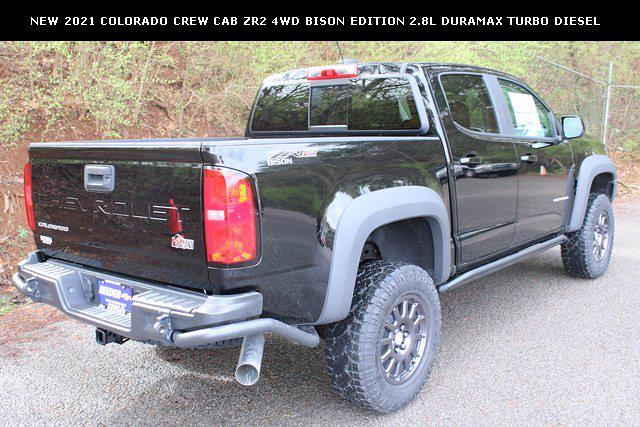 2021 Chevrolet Colorado Crew Cab 4x4, Pickup #50451 - photo 2