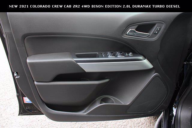 2021 Chevrolet Colorado Crew Cab 4x4, Pickup #50451 - photo 14