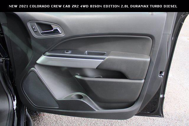 2021 Chevrolet Colorado Crew Cab 4x4, Pickup #50451 - photo 16