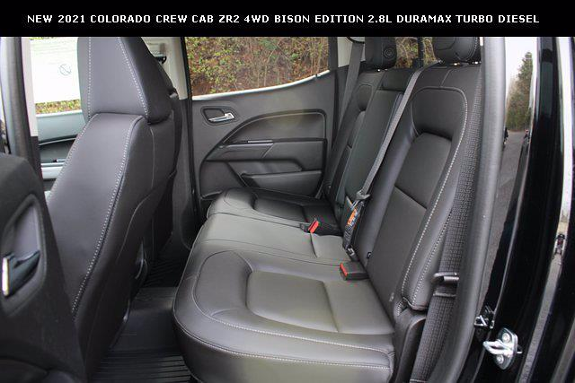 2021 Chevrolet Colorado Crew Cab 4x4, Pickup #50451 - photo 17