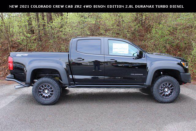 2021 Chevrolet Colorado Crew Cab 4x4, Pickup #50451 - photo 3