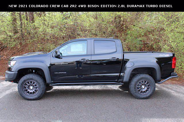 2021 Chevrolet Colorado Crew Cab 4x4, Pickup #50451 - photo 5