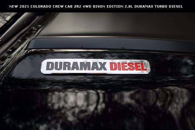 2021 Colorado Crew Cab 4x4,  Pickup #50451 - photo 8