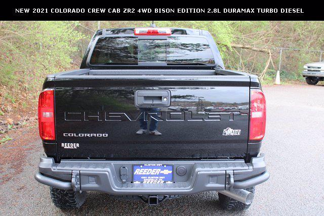 2021 Chevrolet Colorado Crew Cab 4x4, Pickup #50451 - photo 7