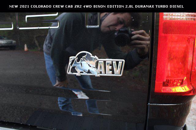 2021 Colorado Crew Cab 4x4,  Pickup #50451 - photo 11
