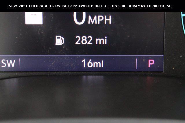 2021 Colorado Crew Cab 4x4,  Pickup #50451 - photo 24