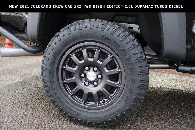 2021 Colorado Crew Cab 4x4,  Pickup #50451 - photo 30