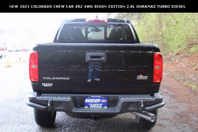 2021 Chevrolet Colorado Crew Cab 4x4, Pickup #50451 - photo 10