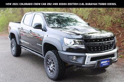 2021 Chevrolet Colorado Crew Cab 4x4, Pickup #50451 - photo 1