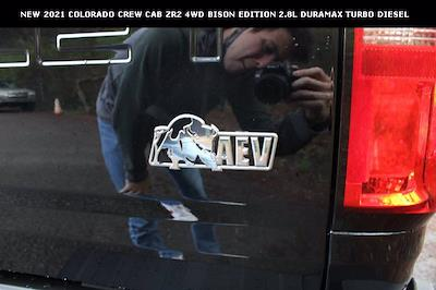 2021 Chevrolet Colorado Crew Cab 4x4, Pickup #50451 - photo 11