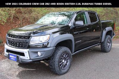 2021 Chevrolet Colorado Crew Cab 4x4, Pickup #50451 - photo 4