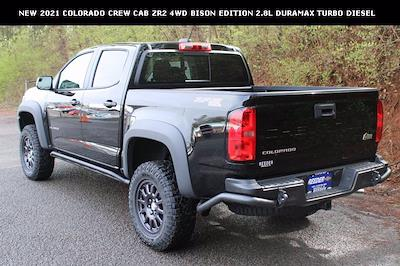 2021 Chevrolet Colorado Crew Cab 4x4, Pickup #50451 - photo 9