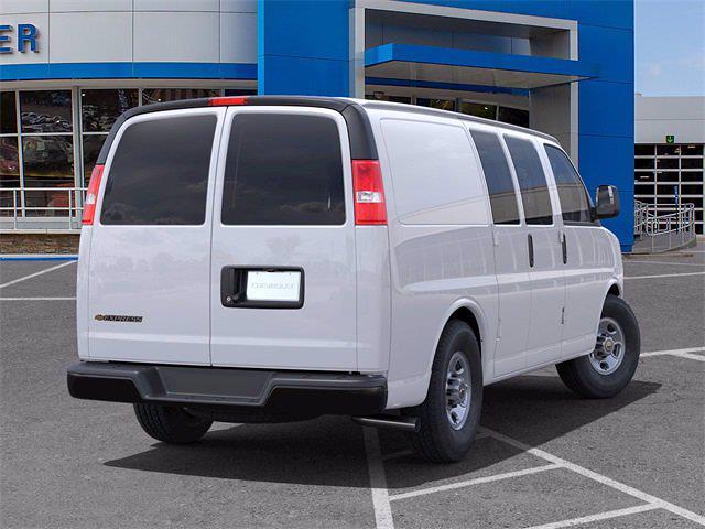 2021 Chevrolet Express 2500 4x2, Empty Cargo Van #60021F - photo 2