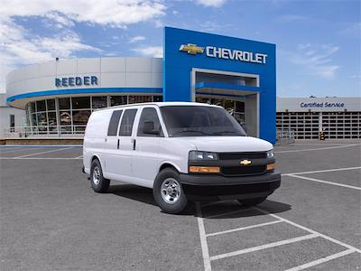 2021 Chevrolet Express 2500 4x2, Empty Cargo Van #60021F - photo 1