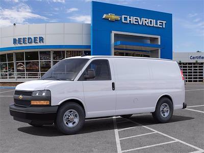 2021 Chevrolet Express 2500 4x2, Empty Cargo Van #60021F - photo 3