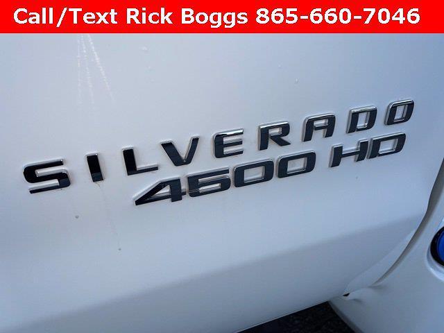 2020 Chevrolet Silverado 4500 Regular Cab DRW 4x2, Iron Star Beds Platform Body #70870 - photo 11