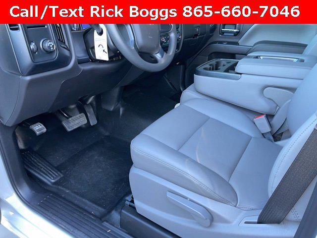 2020 Chevrolet Silverado 4500 Regular Cab DRW 4x2, Iron Star Beds Platform Body #70870 - photo 13