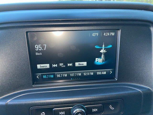 2020 Chevrolet Silverado 4500 Regular Cab DRW 4x2, Iron Star Beds Platform Body #70870 - photo 36