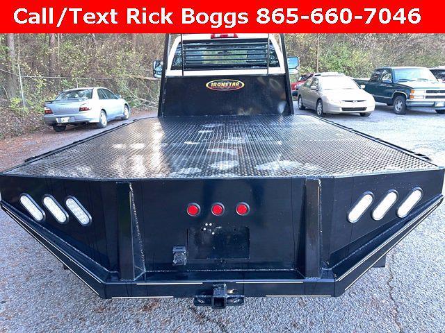2020 Chevrolet Silverado 4500 Regular Cab DRW 4x2, Iron Star Beds Platform Body #70870 - photo 6