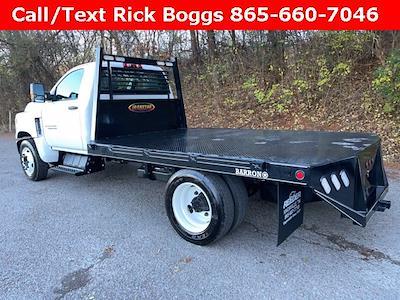 2020 Chevrolet Silverado 4500 Regular Cab DRW 4x2, Iron Star Beds Platform Body #70870 - photo 10
