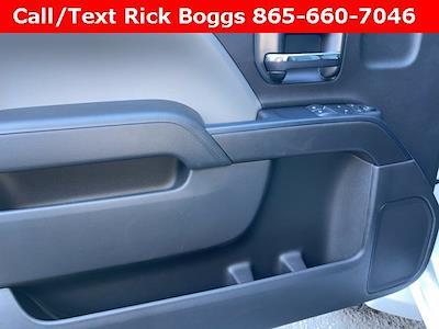 2020 Chevrolet Silverado 4500 Regular Cab DRW 4x2, Iron Star Beds Platform Body #70870 - photo 14