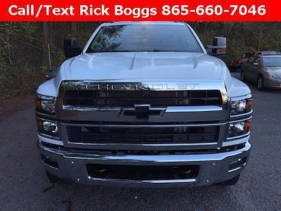 2020 Chevrolet Silverado 4500 Regular Cab DRW 4x2, Iron Star Beds Platform Body #70870 - photo 9