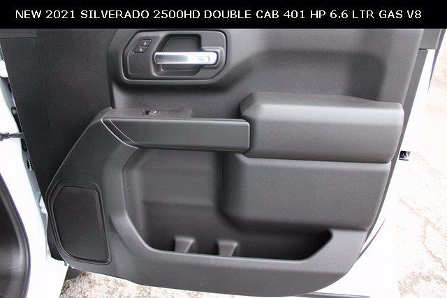 2021 Chevrolet Silverado 2500 Double Cab 4x2, Cab Chassis #71131 - photo 12