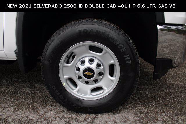 2021 Chevrolet Silverado 2500 Double Cab 4x2, Cab Chassis #71131 - photo 23