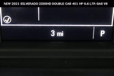 2021 Chevrolet Silverado 2500 Double Cab 4x2, Cab Chassis #71131 - photo 18