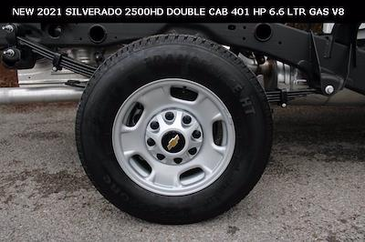 2021 Chevrolet Silverado 2500 Double Cab 4x2, Cab Chassis #71131 - photo 22