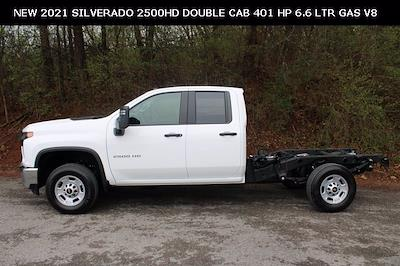 2021 Chevrolet Silverado 2500 Double Cab 4x2, Cab Chassis #71131 - photo 5